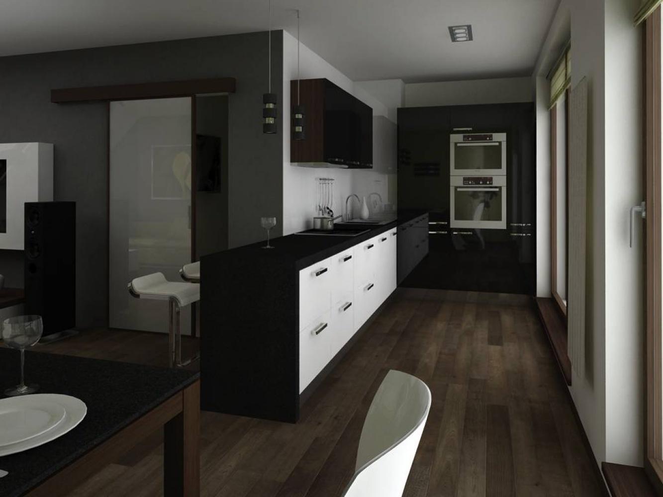 Půdní byt 3+kk, plocha 113 m², ulice Šmilovského, Praha 2 - Vinohrady | 3
