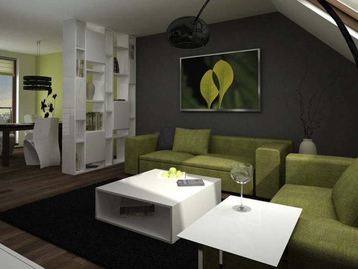 Půdní byt 3+kk, plocha 113 m², ulice Šmilovského, Praha 2 - Vinohrady | 1