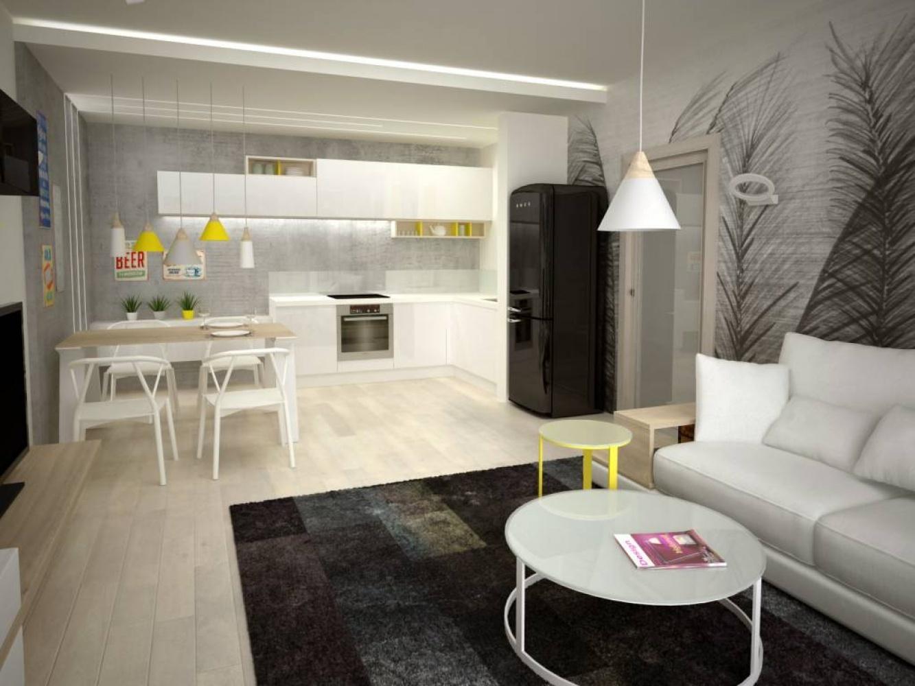 Půdní byt 1+1, plocha 48 m², ulice Lumírova, Praha 2 - Vyšehrad, cena 3 490 000 Kč | 3