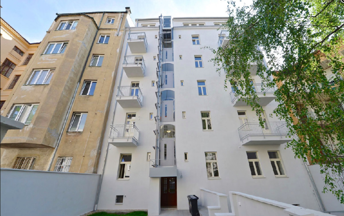 Půdní byt 3+kk, plocha 88 m², ulice Vratislavova, Praha 2 - Vyšehrad | 1