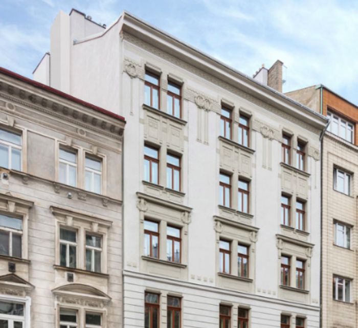 Půdní byt 2+kk, plocha 46 m², ulice Vratislavova, Praha 2 - Vyšehrad, cena 4 665 000 Kč | 4