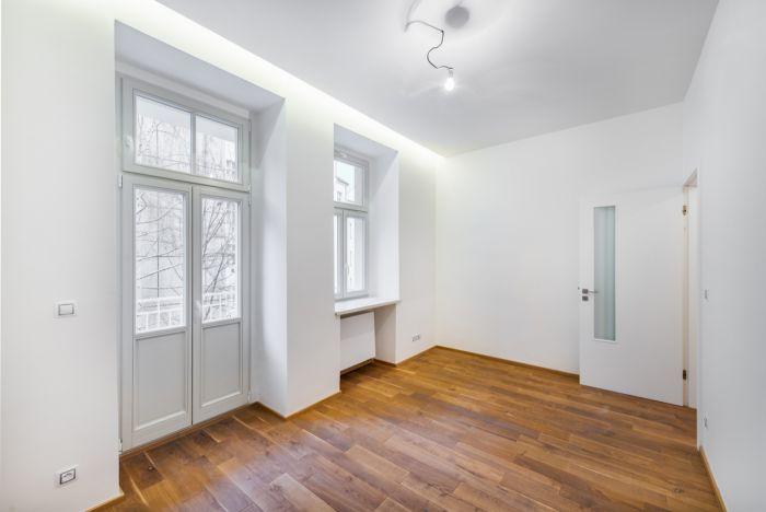 Foto ukázkového bytu - Půdní byt 2+kk, plocha 46 m², ulice Vratislavova, Praha 2 - Vyšehrad, cena 4 665 000 Kč | 5