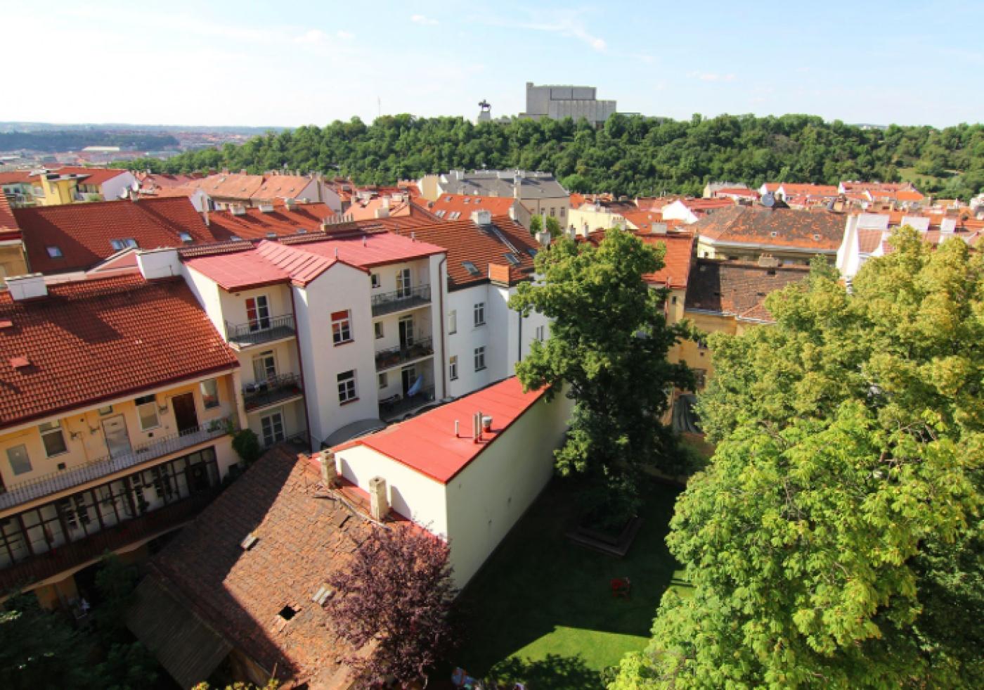 Developerský projekt Štítného, ulice Štítného, Praha 3 - Žižkov   7