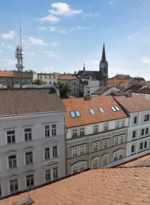 Developerský projekt Štítného, ulice Štítného, Praha 3 - Žižkov   9
