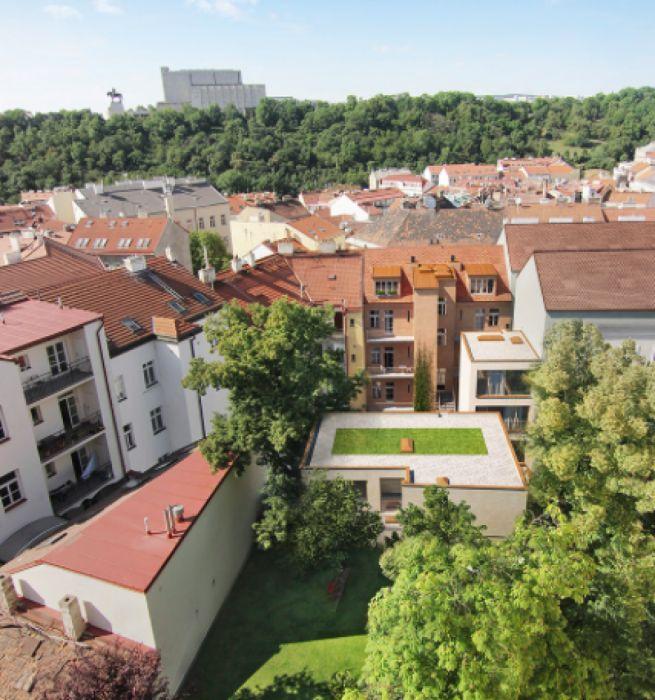 Developerský projekt Štítného, ulice Štítného, Praha 3 - Žižkov | 8